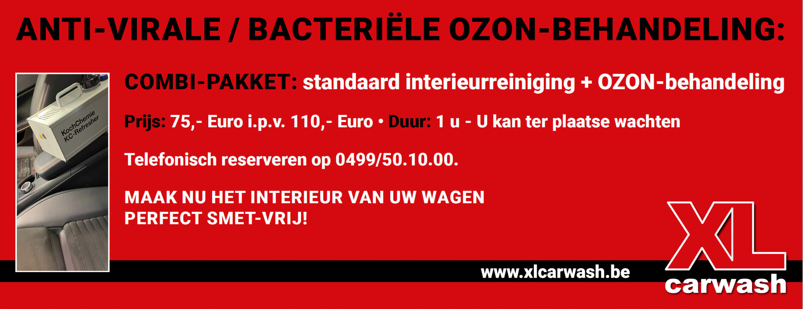 XL-Carwash-anti-virale-bacteriele-ozon-behandeling